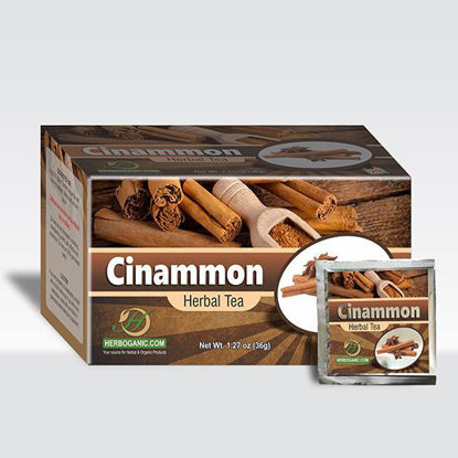 Picture of Cinammon Herbal Tea