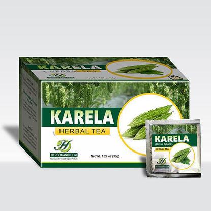 Picture of Karela Herbal Tea