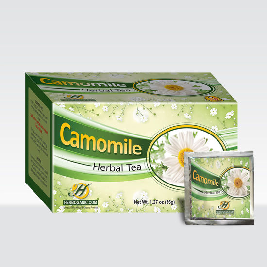 Picture of Camomile Herbal Tea