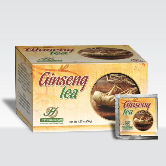 Picture of Ginseng Herbal Tea
