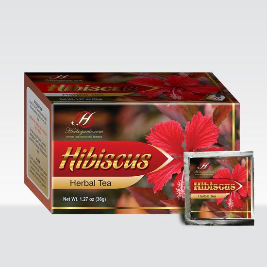 Picture of Hebiscus Herbal tea