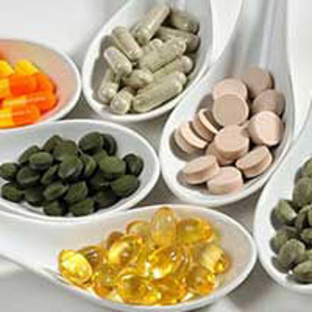Picture for category supplements  A to Z