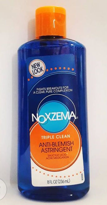 Picture of NOXZEMA Triple Clean ( Anti Acne , Anti-blemish Astringent) USA