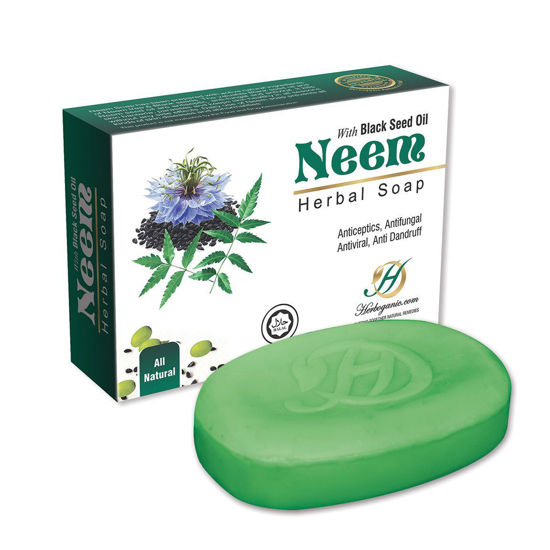 Picture of Neem Herbal Soap