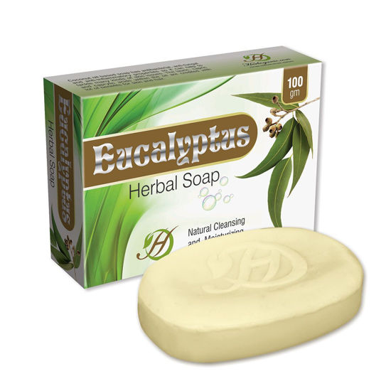 Picture of Eucalyptus Herbal Soap