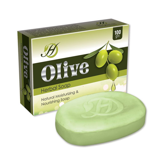 Picture of Olive Herbal Soap