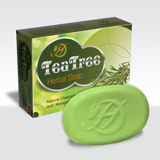 Picture of Tea Tree Herbal Soap