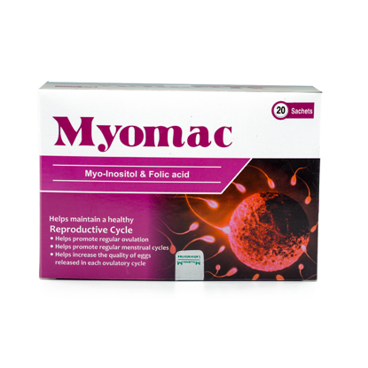 Picture of Mayomac Supplement for PCOS & Female Infertility