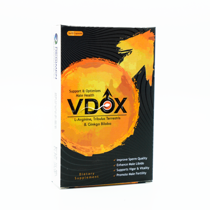 Picture of V-DOX Supplement for Male Power & stamina